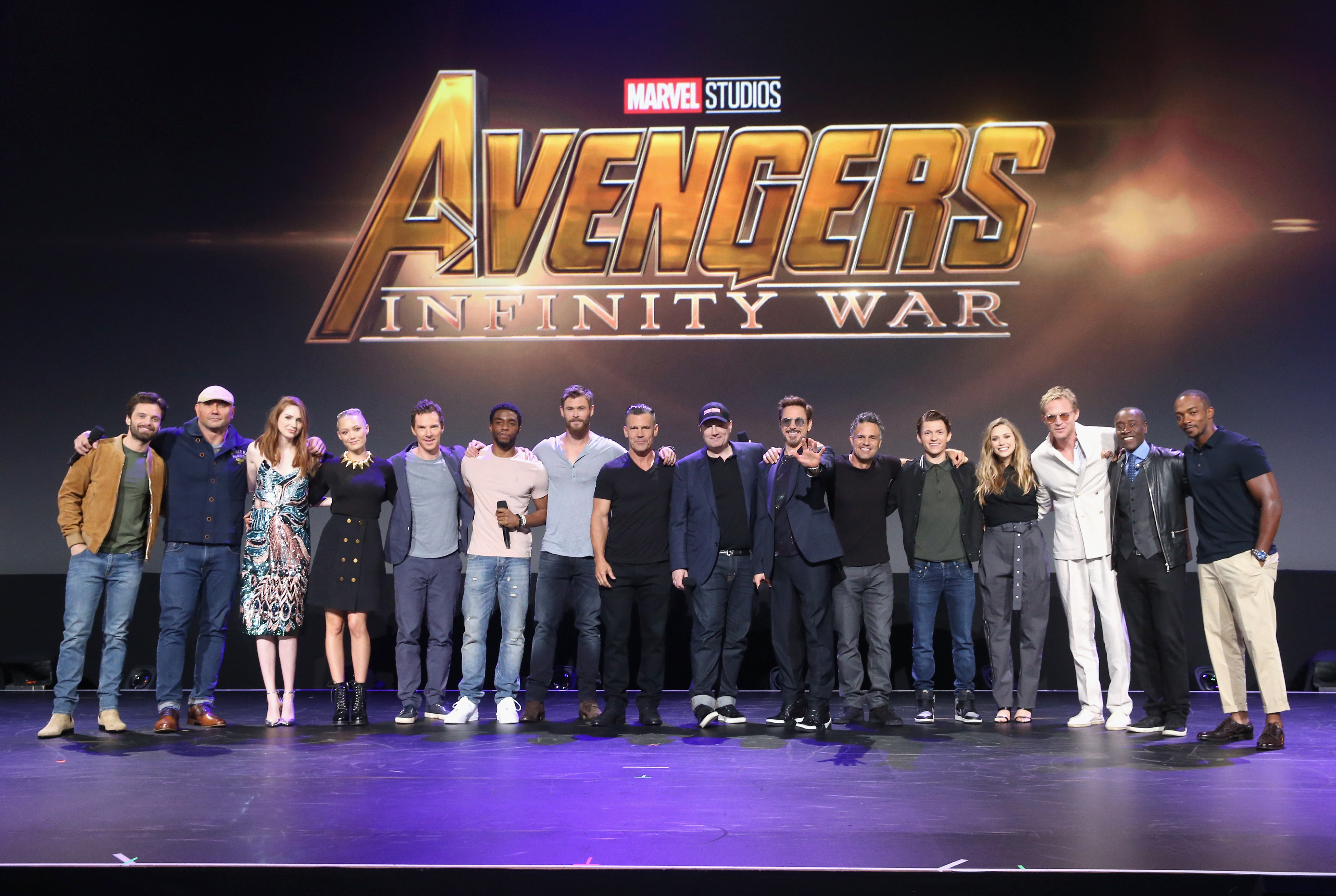 'Avengers: Infinity War' Trailer Release Date May Have ...