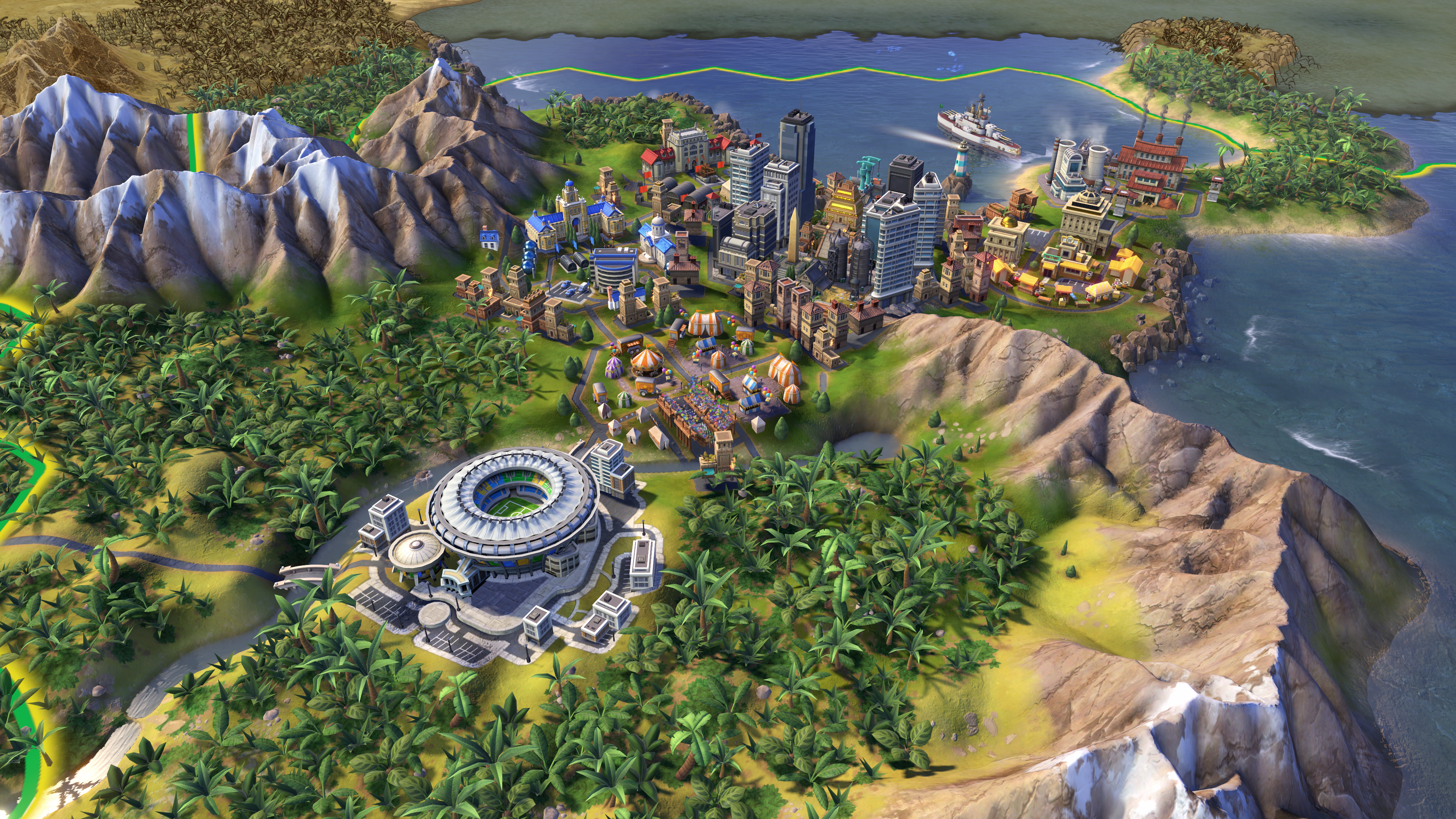 how to play civ 6 rise and fall