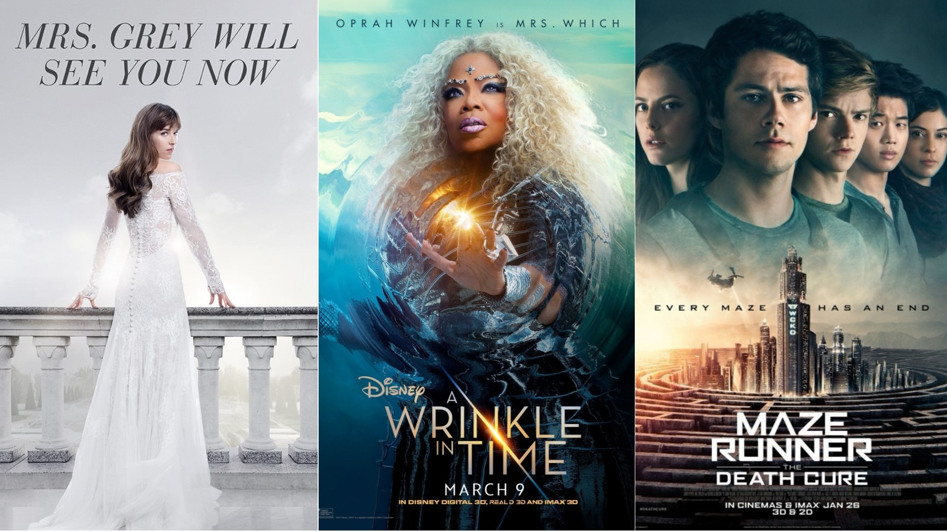 Books Made Into Movies 2018: 11 Page-To-Screen Adaptations ...