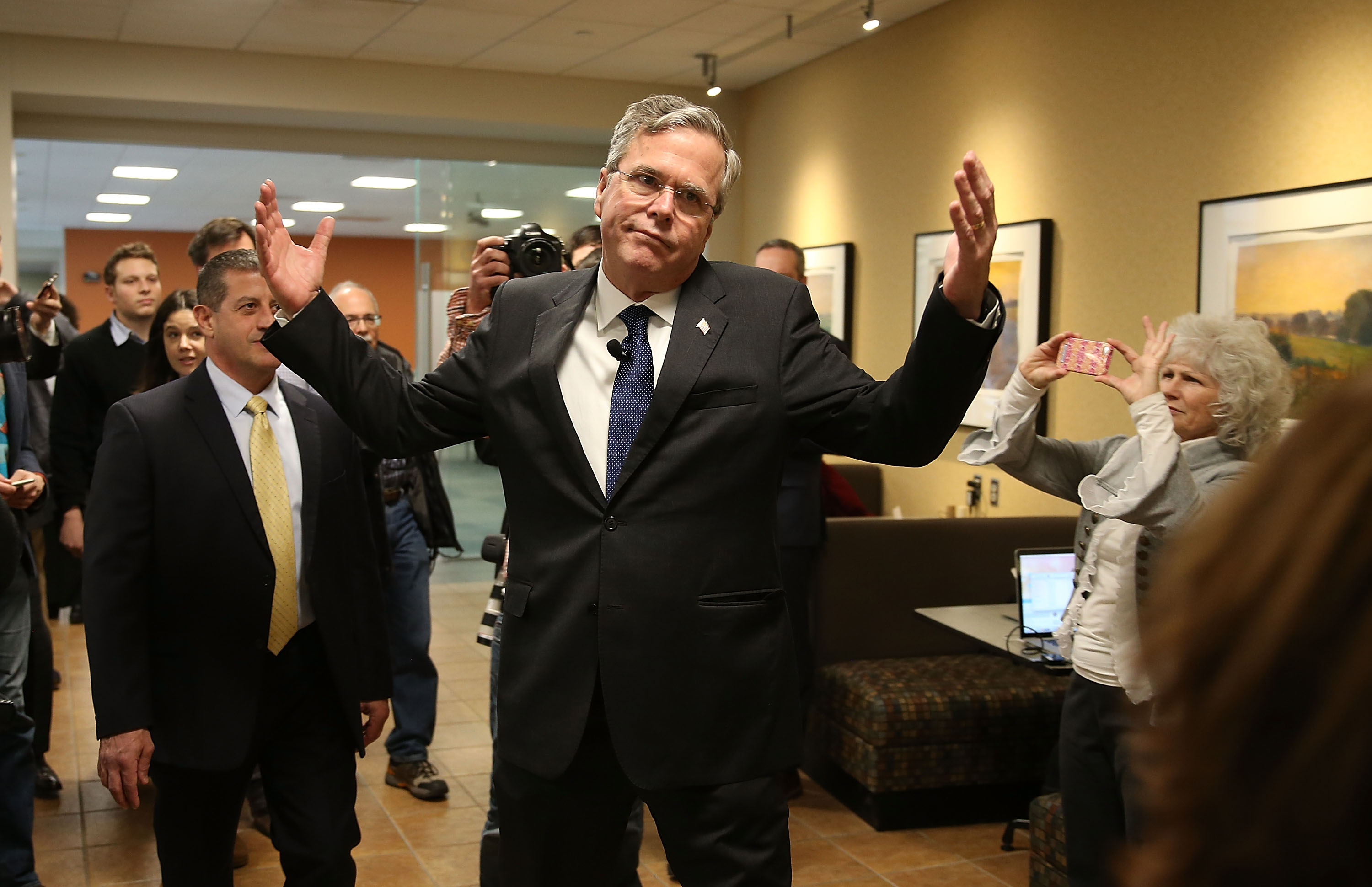 opposing opinions towards governor jeb bushs one florida initiative Thomas e white, jr  he is also a brother of jeb bush, a former governor of florida who was a candidate for  no intermediate degrees count towards the.