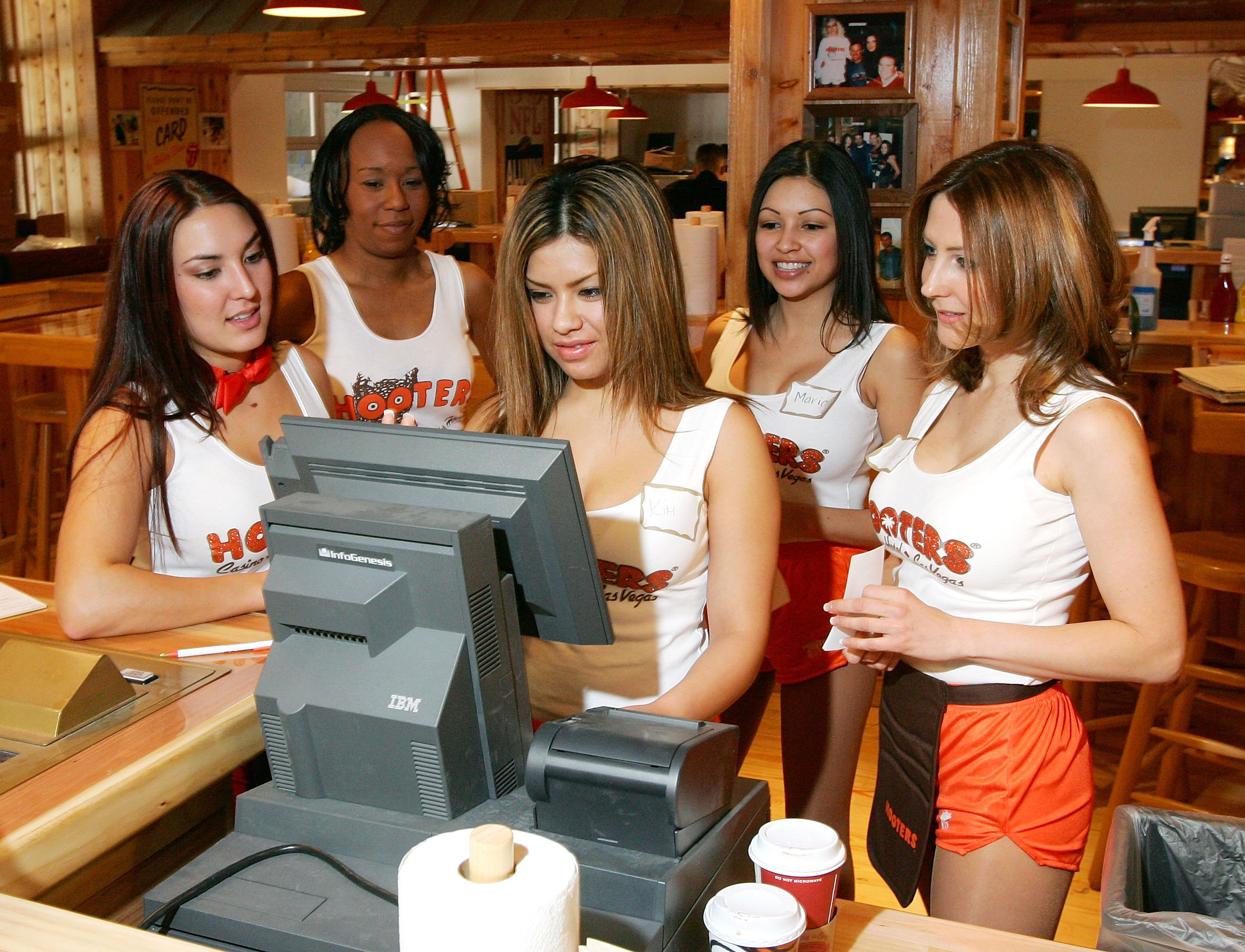 employment and vivacious hooters girls Hooters, the american restaurant chain that prides itself on its scantily clad  of  food where the meal is delivered by attractive, vivacious hooters girls  before  starting work, hooters girls in the us have to sign a contract that.