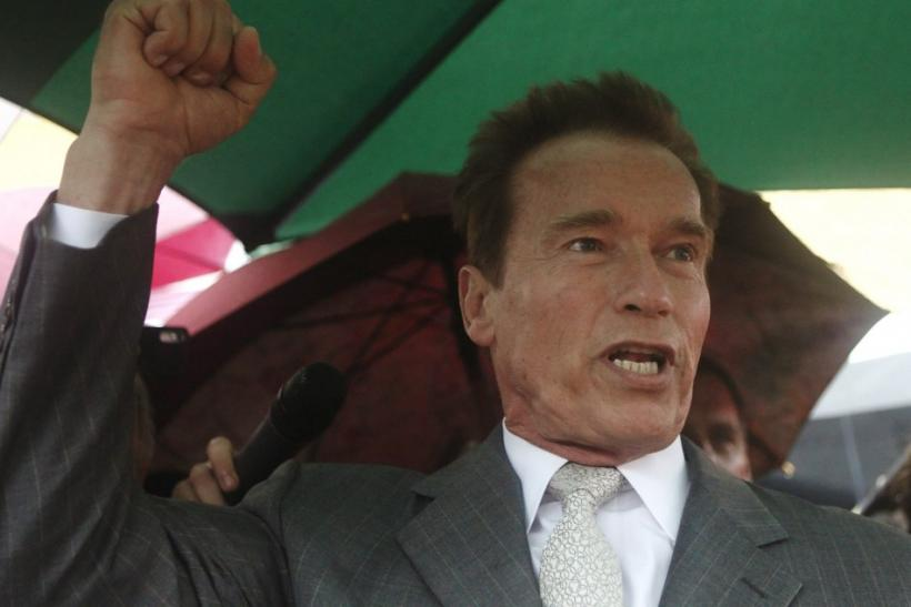 Arnold Schwarzenegger and USC Team Up To Establish Think Tank
