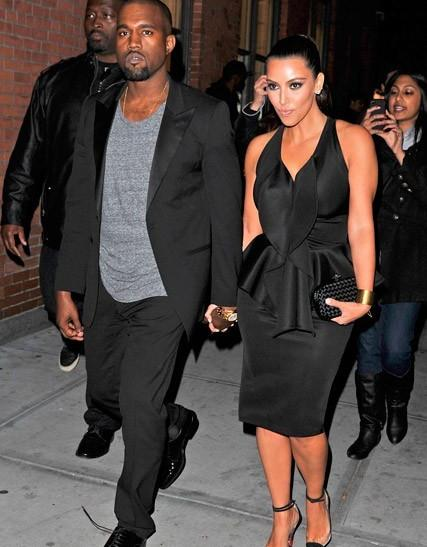 Kim Kardashian and Kanye West Dating: Relationship Has Lasted 73-Days [VIDEO ...