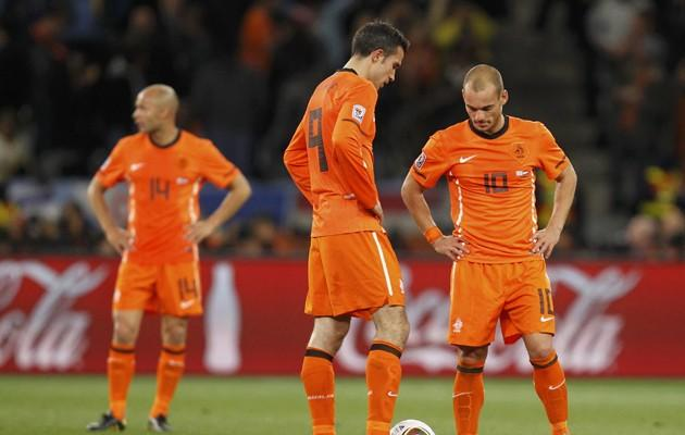 Euro 2012: The Disappointing XI