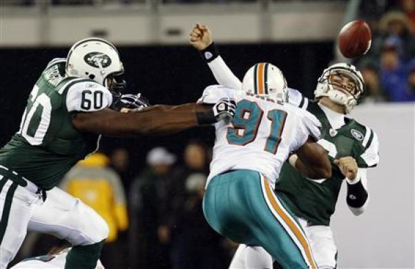 NFL 2012 Preview: The Big Weakness on Every AFC East Team