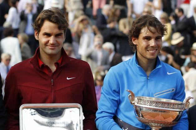 Federer Wants Nadal This Year