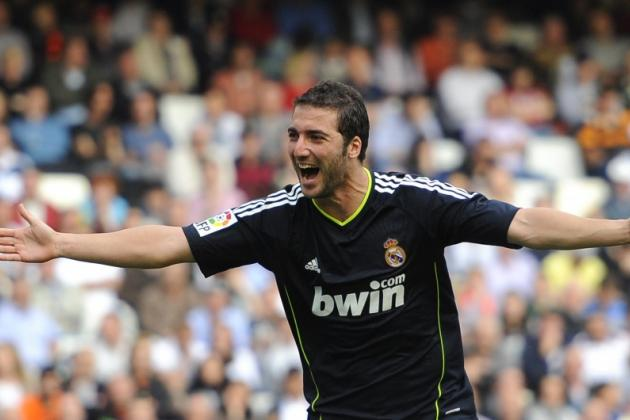 Arsenal Transfer News: Gunners Reportedly Agree Four-Year Deal With Gonzalo Higuain