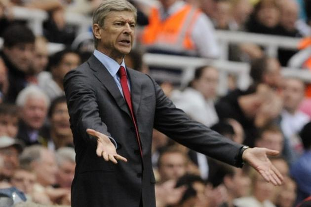 Arsenal Commentary: Arsene Wenger Is Playing Subtle Mind Games Ahead Of Significant North London Derby