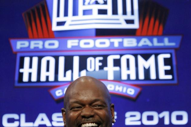 Top 5 Players Not In Canton's Pro Football Hall Of Fame