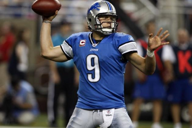 Detroit Lions vs. Minnesota Vikings: 3 Players To Watch In Week 4