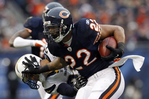 Chicago Bears News: Players Who Benefit Most From Matt Forte's Long-Term Deal