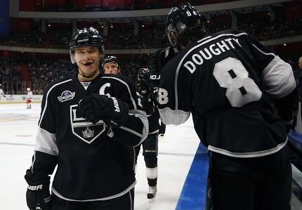 Good Guys Wear Black: LA Kings Dominating With Style