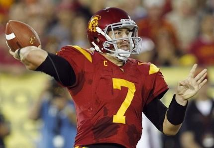 The 2012 Heisman Trophy Favorite: Matt Barkley