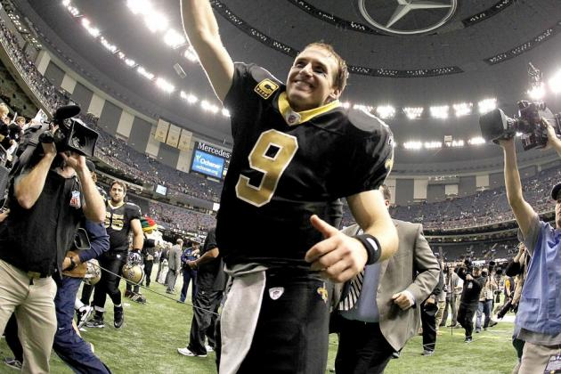 Drew Brees News: Hall of Fame Surely Beckons for Record-Setting New Orleans Saints Passer Who Defied NFL Prototype