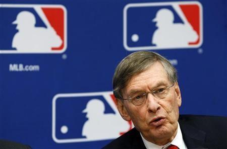 A Salute To Bud Selig, Albeit A Small One