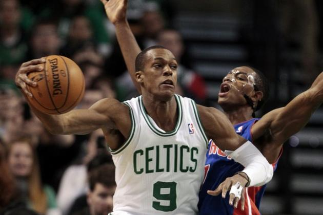 Rajon Rondo Loses Control of His Emotions Again