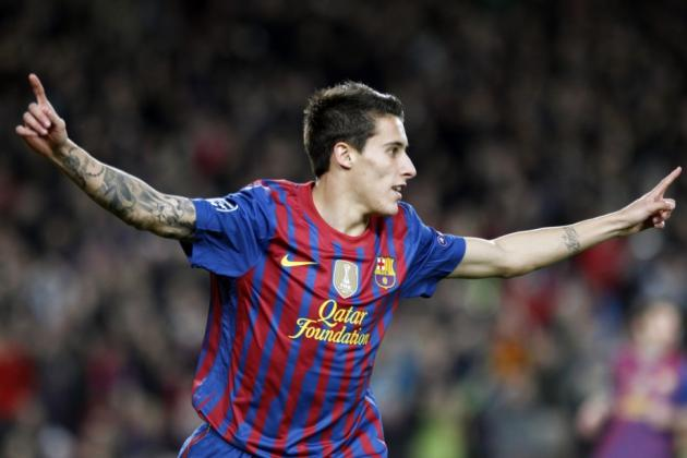 Getafe vs. Barcelona Preview