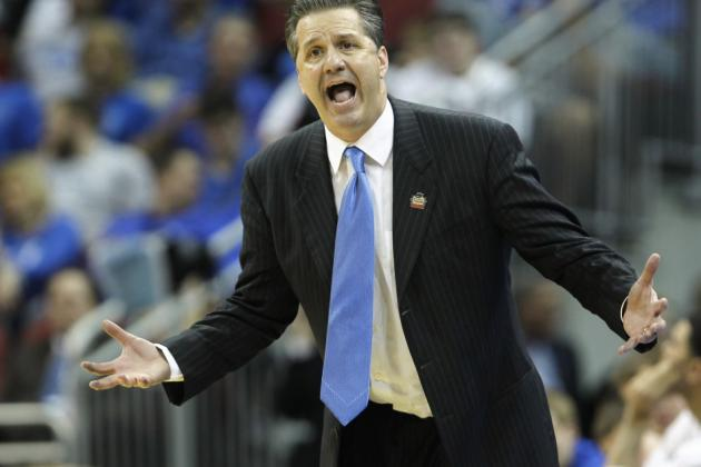 Kentucky Wildcats Having Hard Time In Reigning Champ Role, May Miss NCAA Tourney