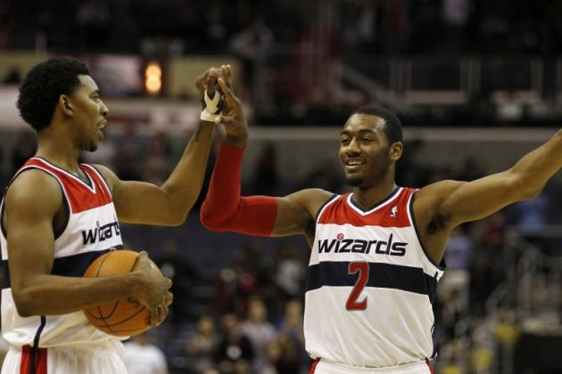 John Wall: DC's Forgotten Star