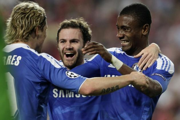 Real Madrid and Chelsea Win First Leg