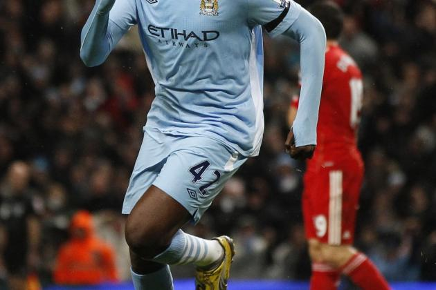 EPL News: Top 5 Premier League Player Rankings: Yaya Toure Stands Out In City Win