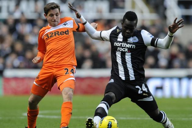 Arsenal Transfer News: Gunners Eyeing Newcastle's Cheick Tiote as Alex Song's Replacement