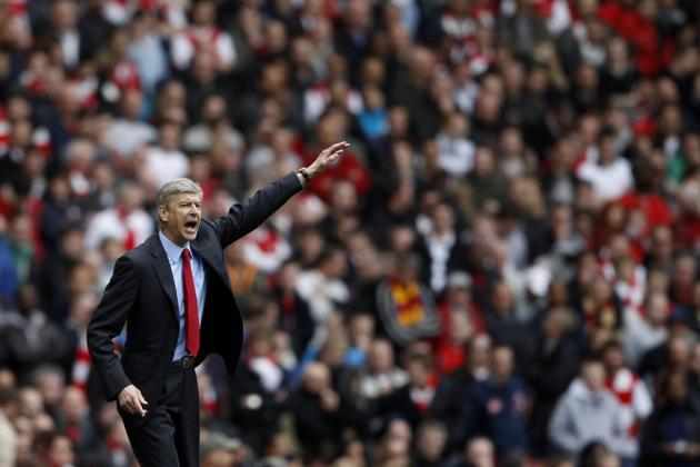 Arsenal News: Great News For Gunners As Arsene Wenger Hints He'll Sign New Contract