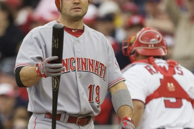 Cincinnati Red News: Joey Votto's Bat Will Be Paramount For Reds Success In October