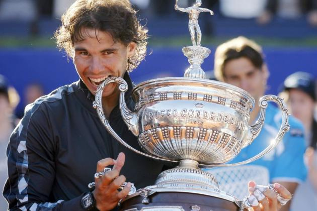 Rafael Nadal Gains on Novak Djokovic in ATP Rankings With French Open Looming