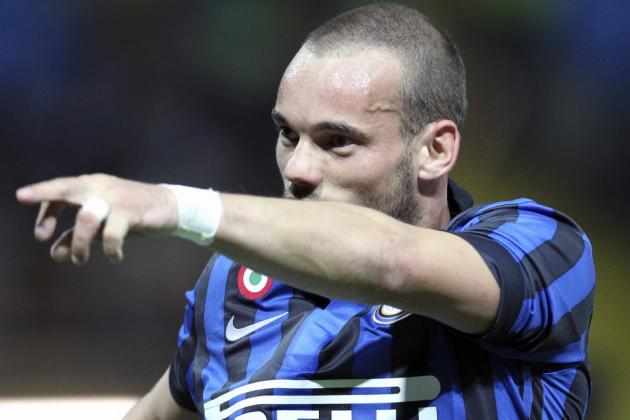 Manchester United Transfer News: Oh No!!! Wesley Sneijder Transfer Is On Again!