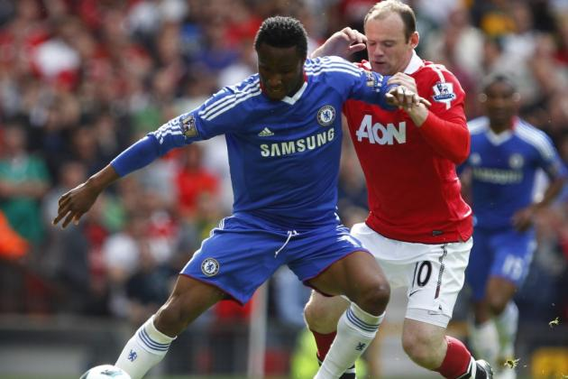 Chelsea's Mikel Missing from Nigeria Roster