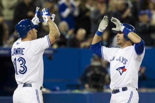 Toronto Blue Jays News: Two Major Factors Holding Back the Team's Playoff Hopes