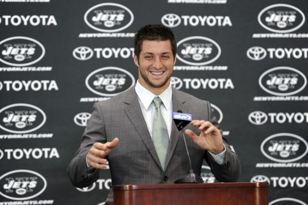 A New York Minute of Tebow Time [New York Jets News]