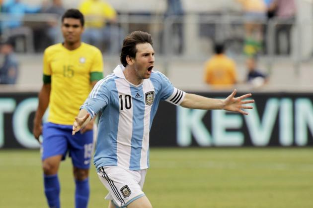 Argentina Vs Chile 2014 Brasil World Cup Qualifying Match Preview, Where To Watch Online