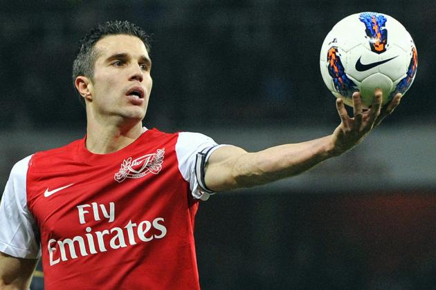 Arsenal News: Robin van Persie Should Be Forced To Play Out Final Year of His Contract