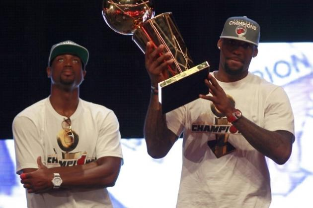 Miami Heat: Lebron James May Have Won the Game, But He Is Still Losing The Battle