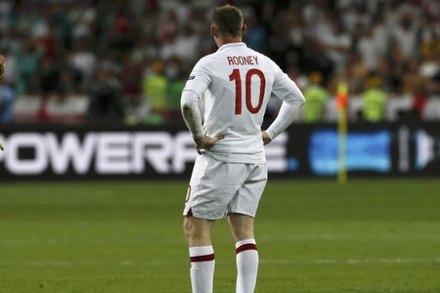 England Football: Why the Three Lions Could Win Euro 2012