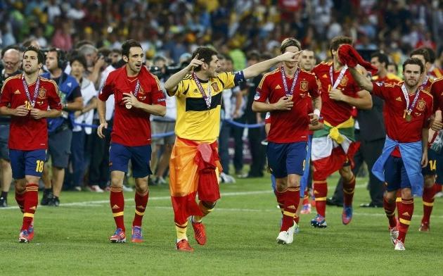 Euro 2012: Iker Casillas and Spain Are Kings of Europe