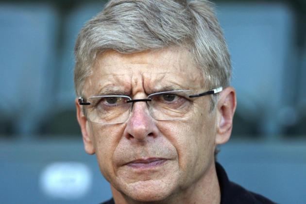 Wenger's Annual Rant