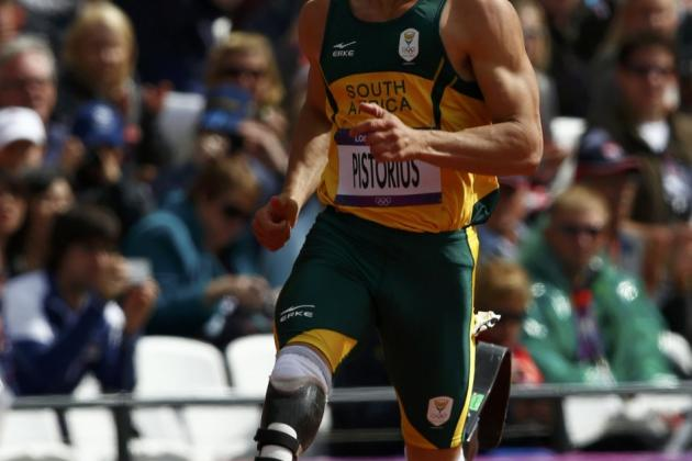 "London Olympics 2012: IOC Must Address Oscar Pistorius And The ""Blade Runner"" Issue"
