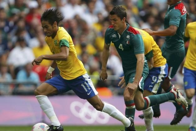 Neymar And 5 Wonderkids Who Have Shone At The Olympics.
