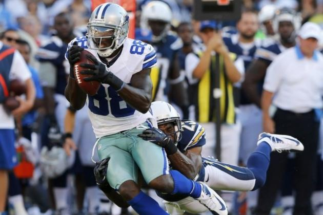 Dallas Cowboys News:Due To Dez Bryant, Miles Austin, Jason Witten Injuries Romo Receiving Depth Is Scarce