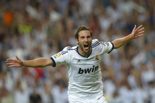 Arsenal Transfer Rumors: Arsene Wenger Targets Gonzalo Higuain As Stevan Jovetic Alternative