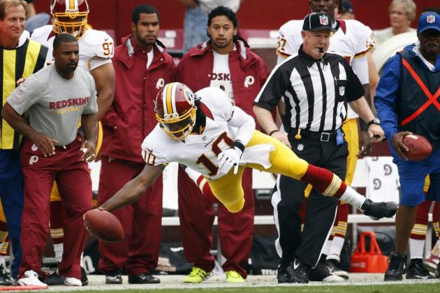 NFL: Why Rookie of The Year Belongs to Redskins Quarterback Robert Griffin III