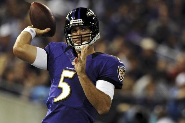 Baltimore Ravens Will Have To Ride Flacco To Super Bowl w/o Webb, Lewis, Suggs And Struggling Run D