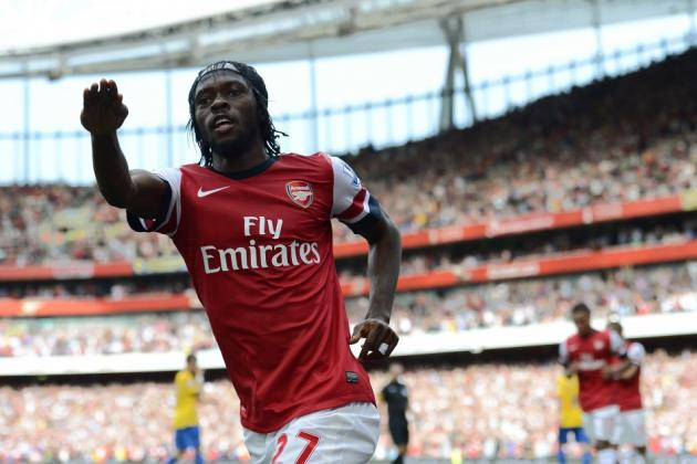 Arsenal News: Gervinho Through the Middle is a Crazy Experiment that Just Might Work Wonders for the Gunners