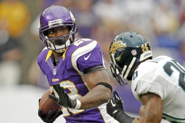 Green Bay Packers at Minnesota Vikings Preview And Where To Watch Online: Peterson Running For Dickerson's Title And Playoff Berth