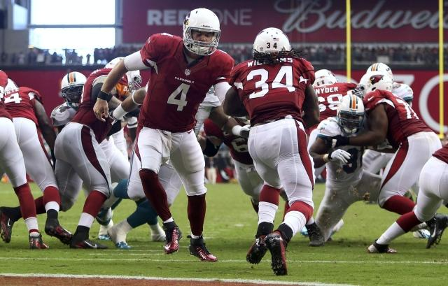Breaking Down The Arizona Cardinals Week 4 Offense