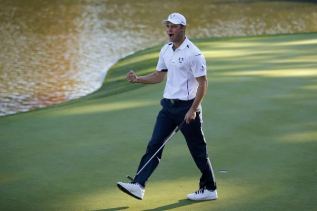 Europe Rallies From 4-10 To Win Ryder Cup