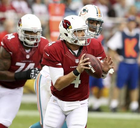 Arizona Cardinals: In Spite of First Loss of 2012, Kevin Kolb Has Not Lost His Starters Job - Yet.